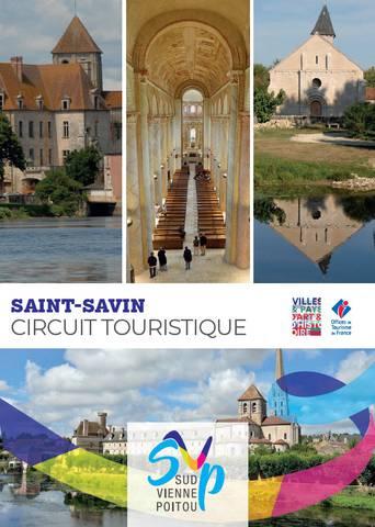 Circuit Touristique Saint-Savin et Saint Germain