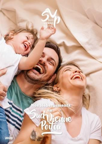 Nos hébergements en Sud Vienne Poitou