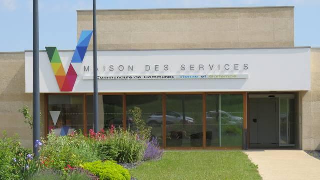 Maison des Services CCVG en Sud Vienne Poitou