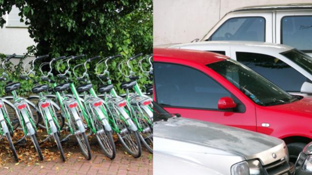 Louer son vélo ou sa voiture en Sud Vienne Poitou