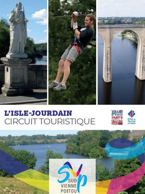 Circuit Touristique L'Isle Jourdain