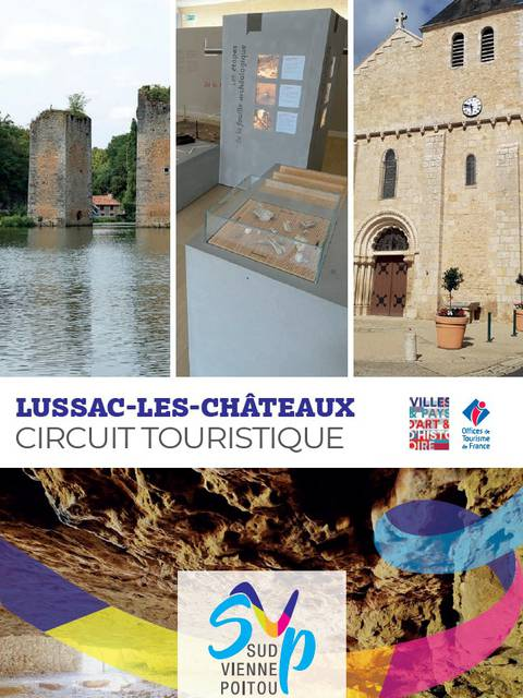 Circuit Touristique Lussac-les-Châteaux
