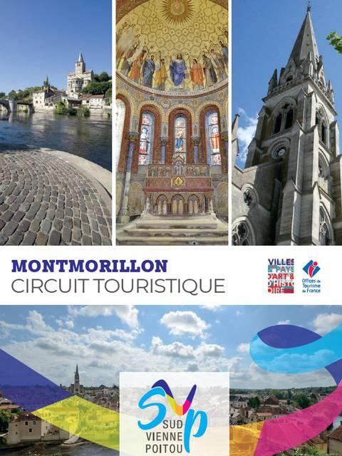 Circuit Touristique Montmorillon