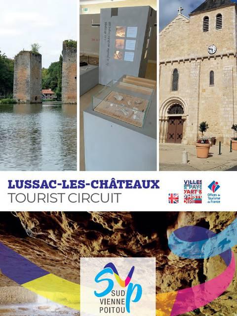 Tourist Circuit of Lussac-les-Châteaux