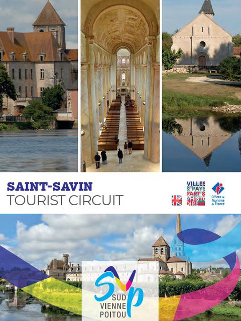 Tourist Circuit of Saint Savin