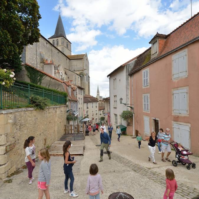 Cité de l'Ecrit et des Métiers du Livre en Sud Vienne Poitou