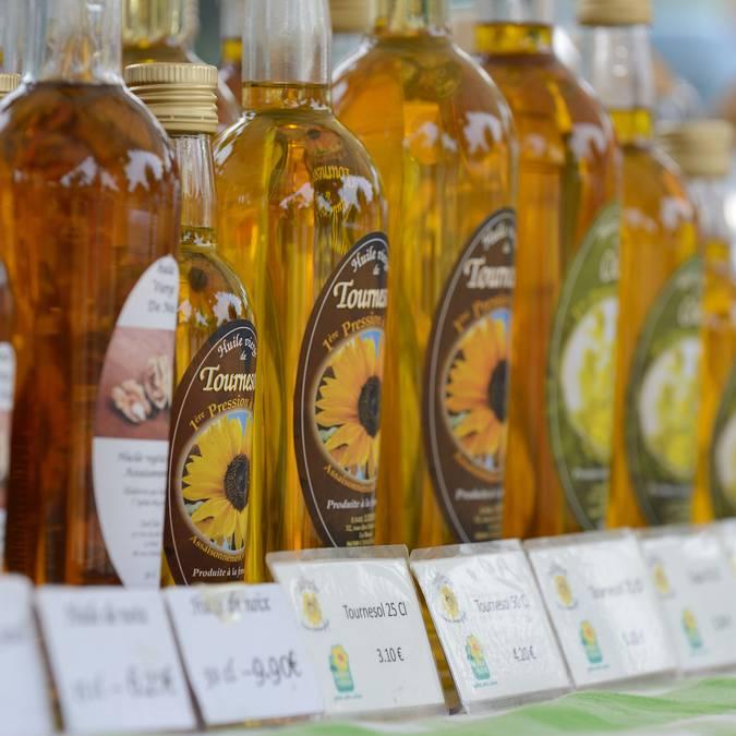 Les marchés en Sud Vienne Poitou