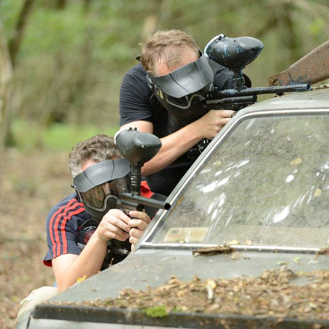 Paint Ball in Sud-Vienne-Poitou