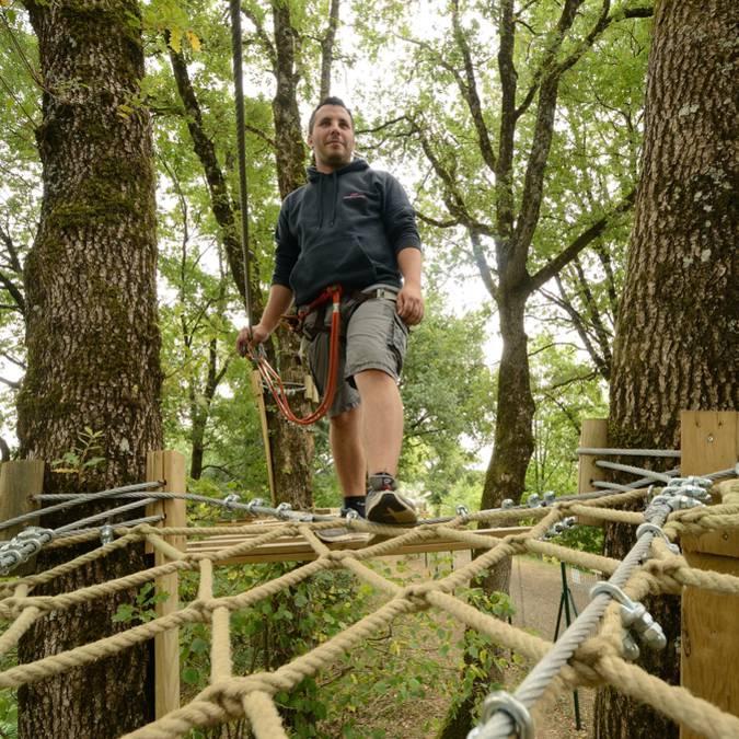 Curso de árbol en Sud Vienne Poitou